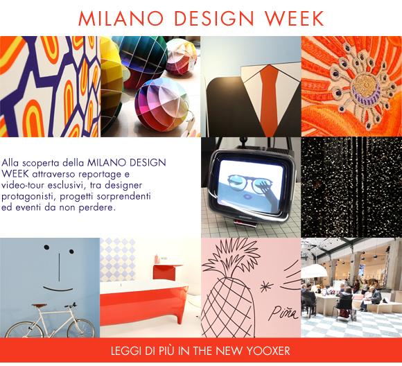 Nel mondo della moda celebrating milano design week 15 for Design della moda politecnico milano opinioni